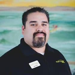 Steve  Flores Bio Image