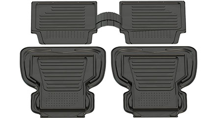 Toyota All-Weather Floor Mats