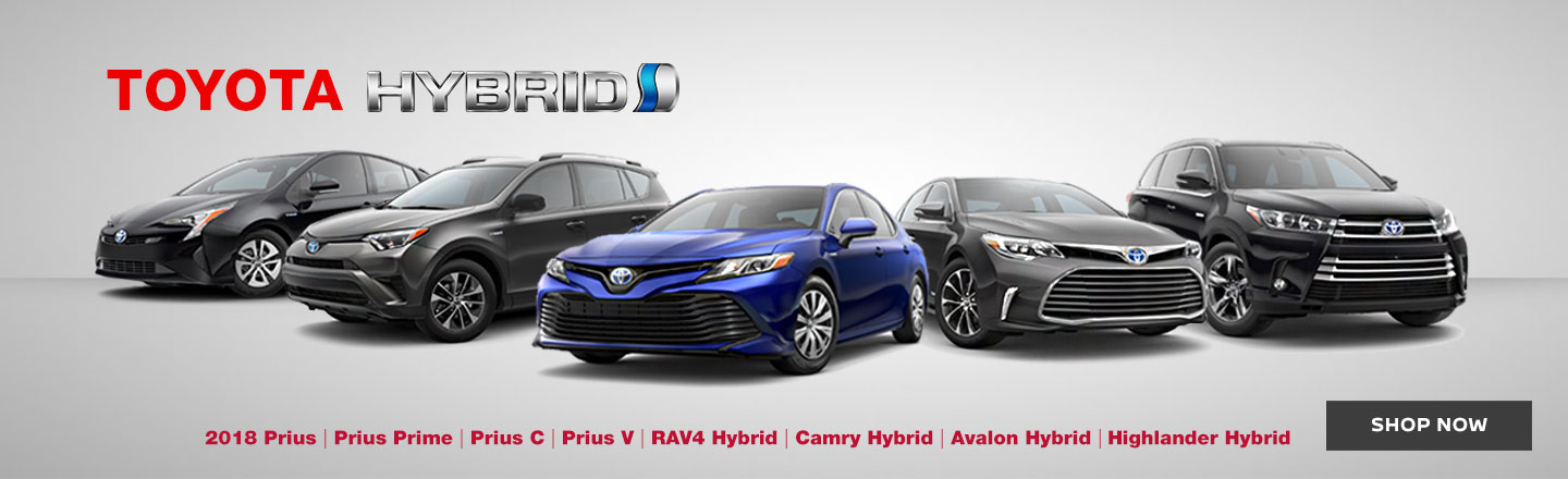 2018 Hybrid Vehicles At Thousand Oaks Toyota