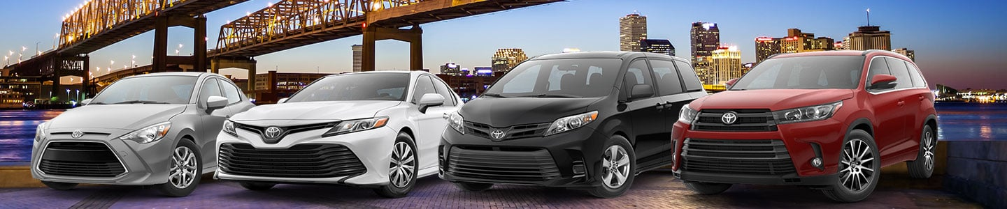New And Used Car Dealer In New Orleans La Toyota Of New Orleans