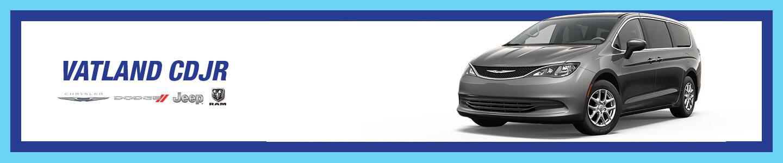 Chrysler Pacifica Minivans In Vero Beach FL Vatland CDJR - Vero beach car show 2018