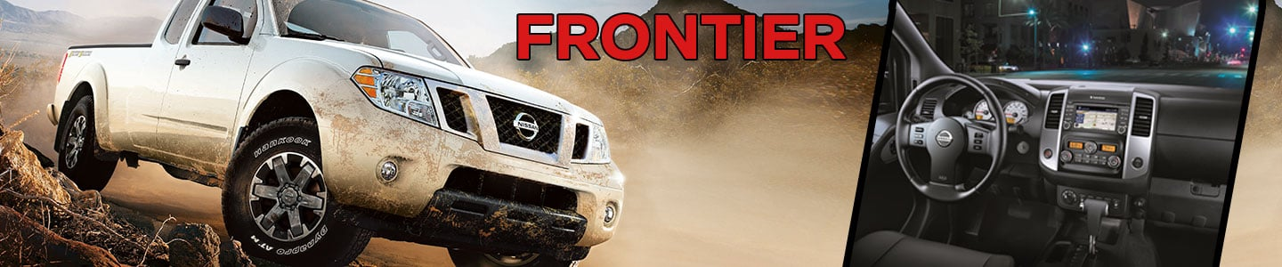 white frontier off road mountain