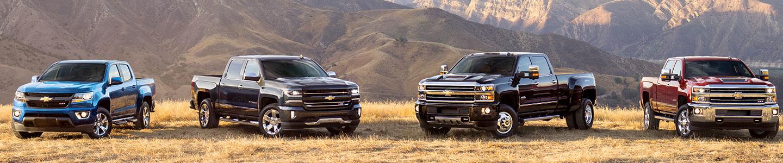 Rugged 2018 Chevrolet Silverado 1500 Trucks in Tulsa, OK Near Bixby