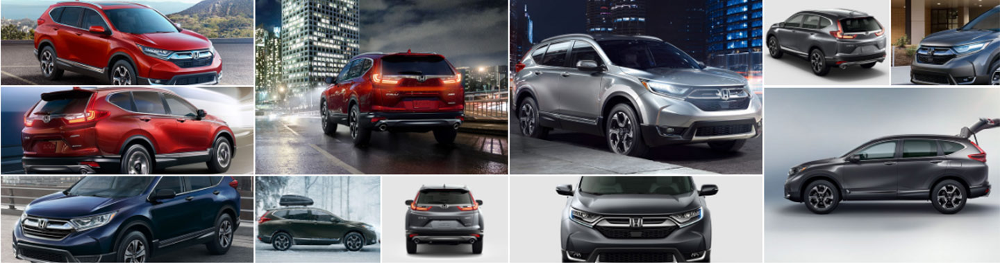 2018 Honda CR-V - Gallery of multiple vehicles