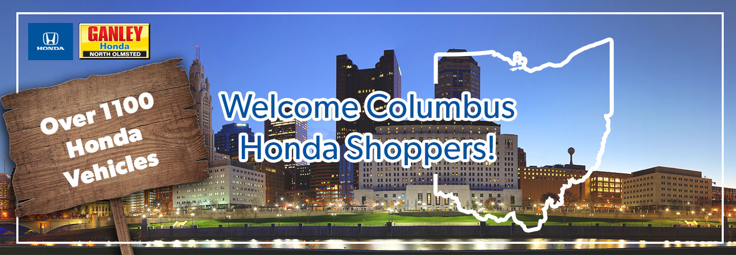 Great Offers For Columbus Ohio Honda Buyers!