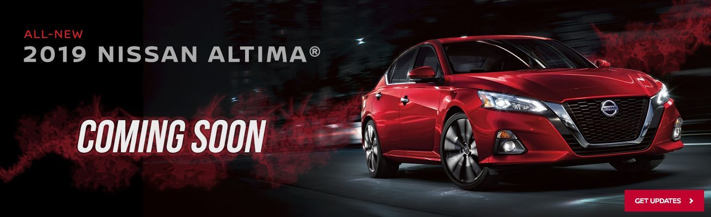 The New 2019 Nissan Altima Coming To Tim Dahle Nissan