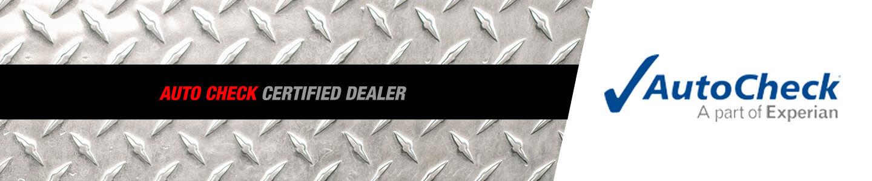 Geneva Motors is a certified Auto Check dealer