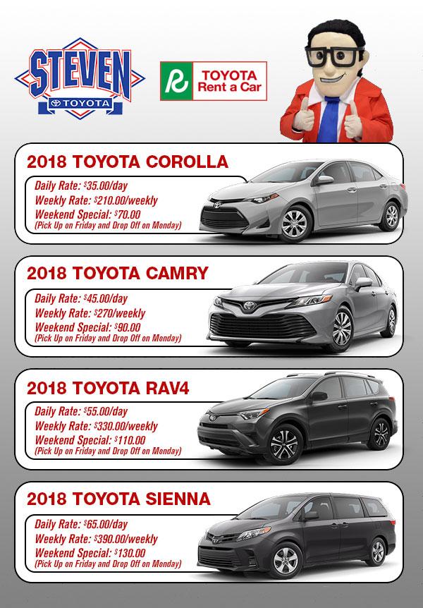 Superior Contact Us Directions Rental Request. Dealer Information. Steven Toyota  2970 South Main Street Harrisonburg, VA ...