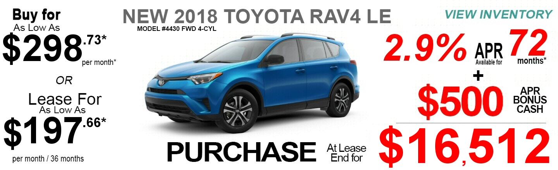 Toyota Deals In High Point Nc Vann York