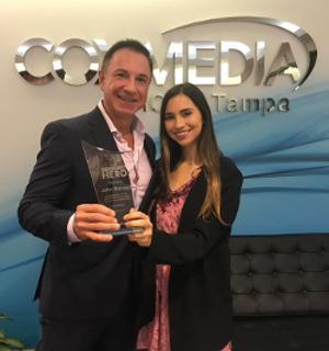 Marazzi duo named Cox Media Group's Community Hero for April 2018