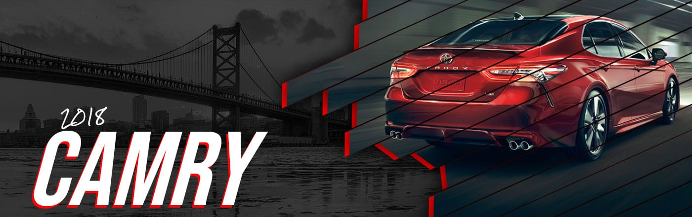 2018 Toyota Camry For Sale in Hamburg, PA