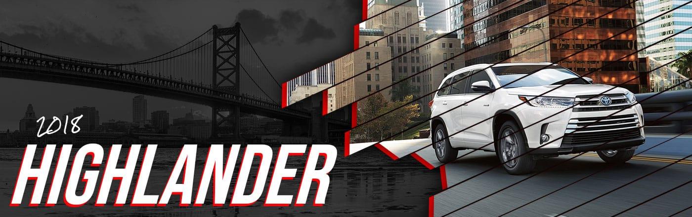 2018 Toyota Highlander For Sale In Hambrug, PA