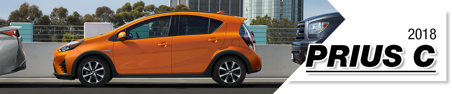 2018 Toyota Prius C Hybrid Hatchbacks for Sale in Akron, Ohio