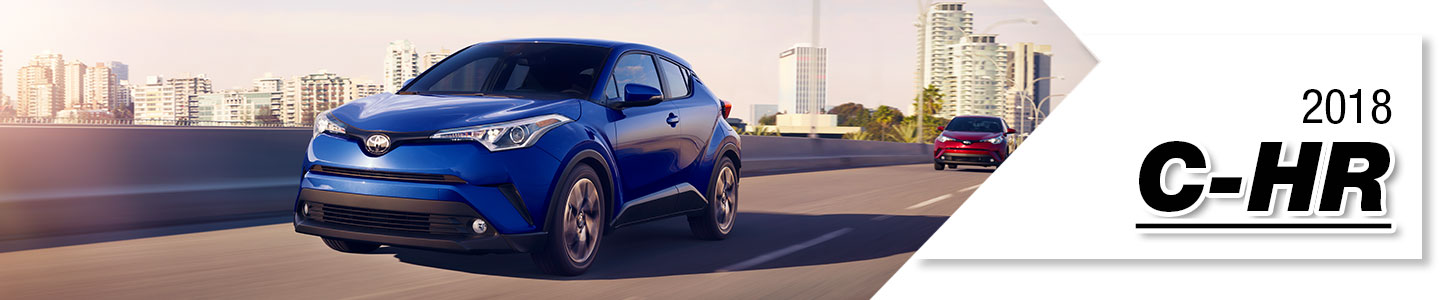 2018 Toyota C-HR Crossovers for Sale in Akron, Ohio