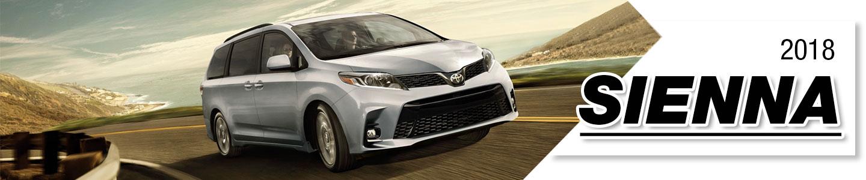 2018 Toyota Sienna Minivans for Sale in Akron, Ohio
