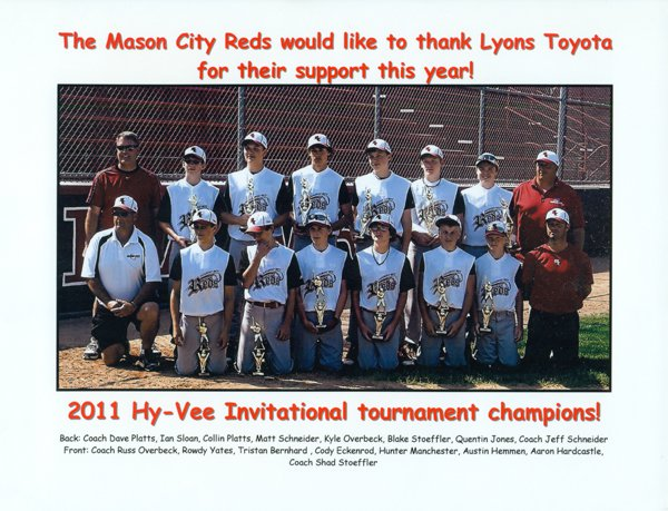 Mason City Red