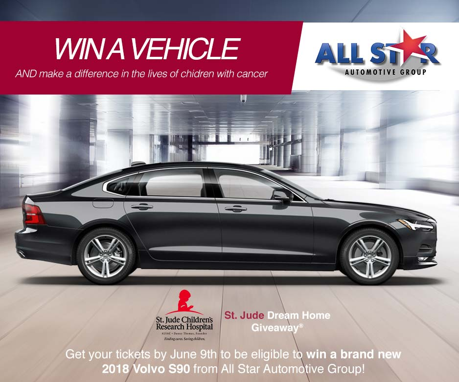 Win a Vehicle All Star