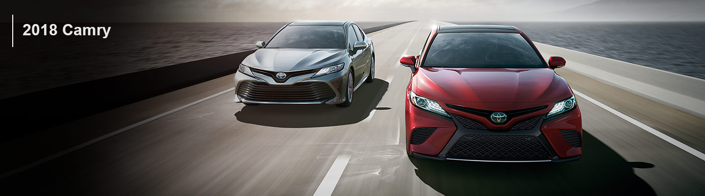 2018 Toyota Camry in Jacksonville, North Carolina
