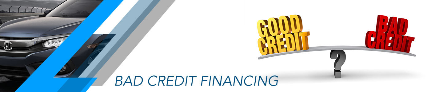 Bad Credit Financing & Sub-Prime Auto Loans near Myrtle Beach, SC