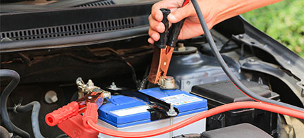 Battery Check, Multi-Point Vehicle Inspection