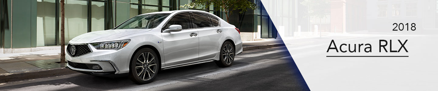 2018 Acura RLX For Sale In Wilmington, NC