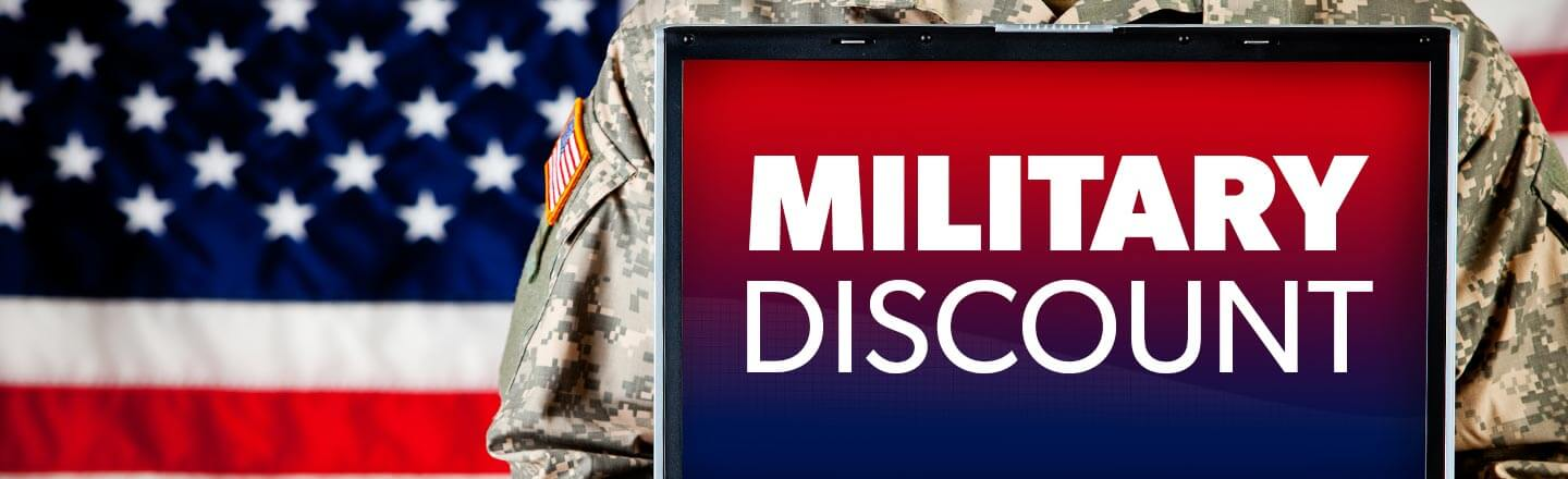 Military Discount for a car in Claxton, GA