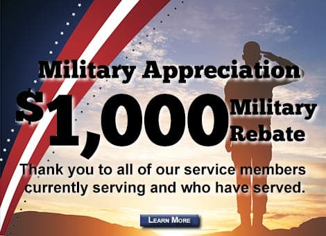 $1000 Military Rebate at Lehigh Valley Hyundai