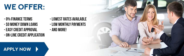 McCarthy Finance Center - New & Used Car Financing in Sedalia, MO