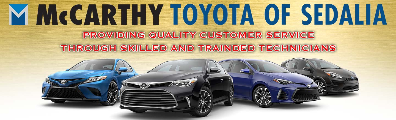 Toyota Certified Technicians