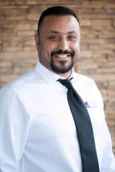 Mando  Riad Bio Image