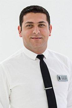 Freddy Melik Bio Image