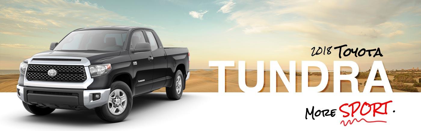 2018 Tundra at Carlock Toyota of Tupelo