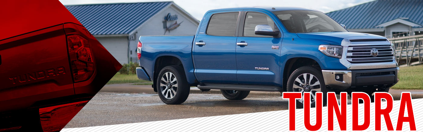 2018 Tundra On Road at Mark McLarty Toyota