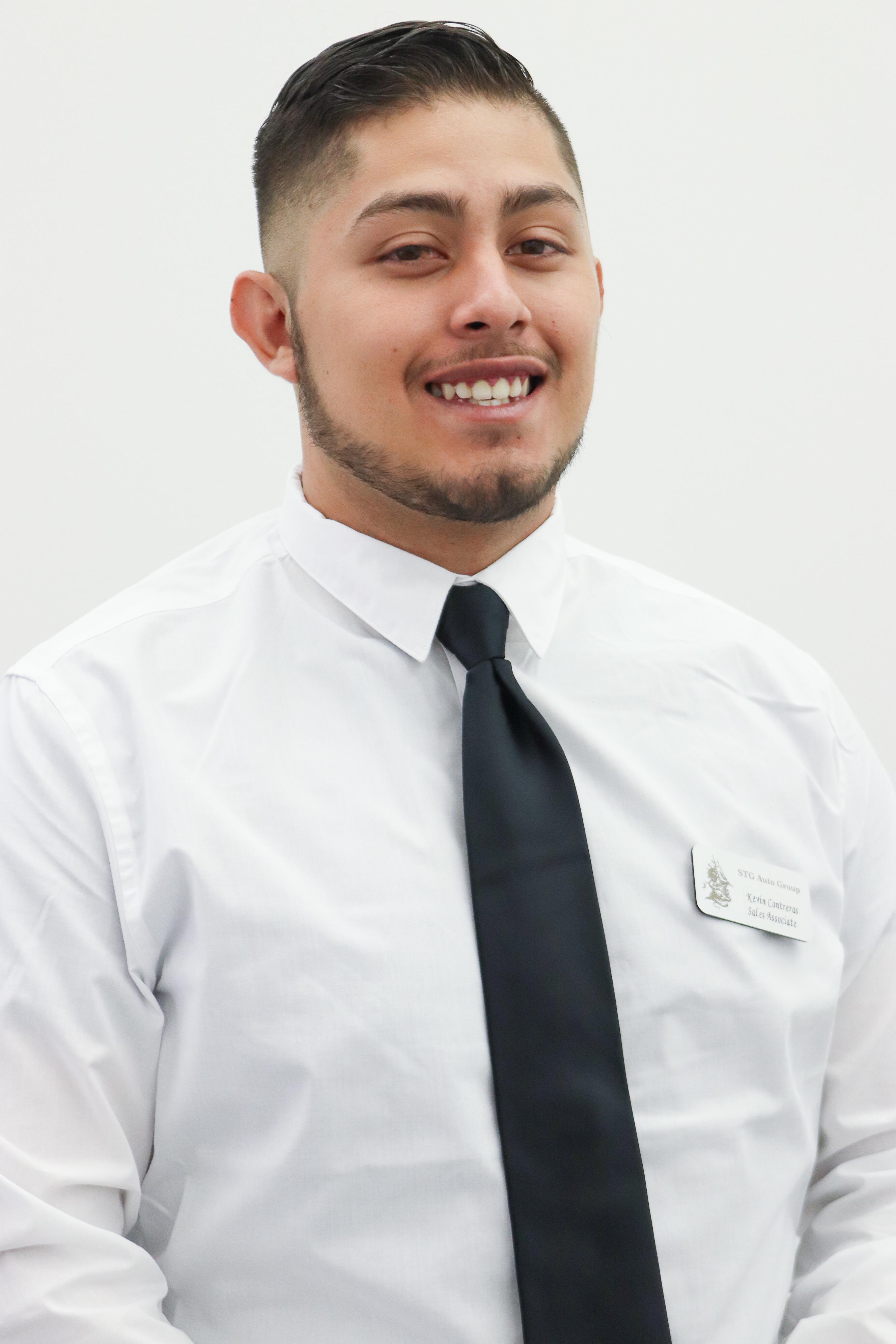 Kevin Contreras Bio Image