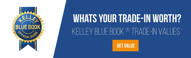 Kelley Blue Book Trade In Values