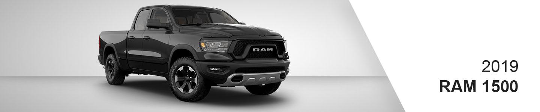 All-New 2019 Ram 1500 Pickup Truck in San Antonio, TX