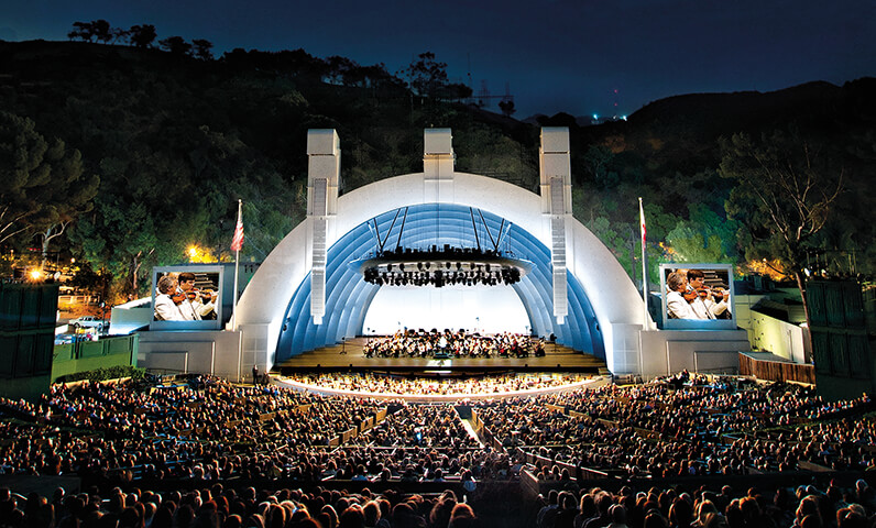 Hollywood Bowl Concerts >> Hollywood Bowl Concerts