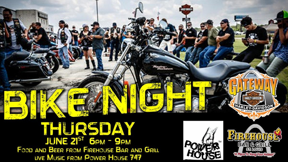 Gateway Harley- Davidson Bike Night
