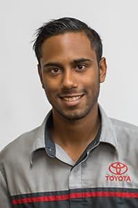 Alex  Mohammed Bio Image