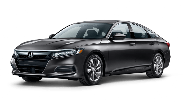 Honda Accord Sedan Body In Grey Metallic Color