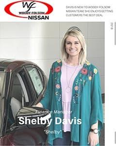 Shelby  Davis Bio Image