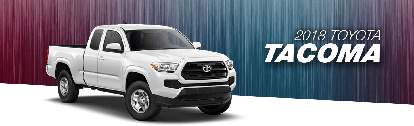 2018 Toyota Tacoma near Hartford, CT at Middletown Toyota