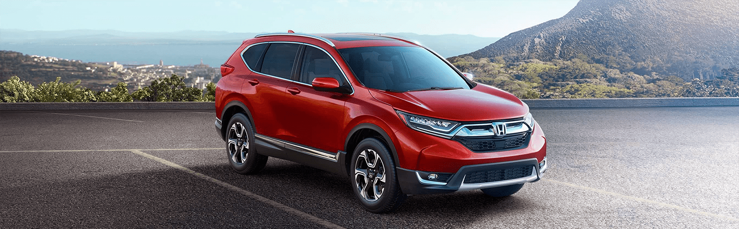 2018 Honda CR-V at Regal Honda