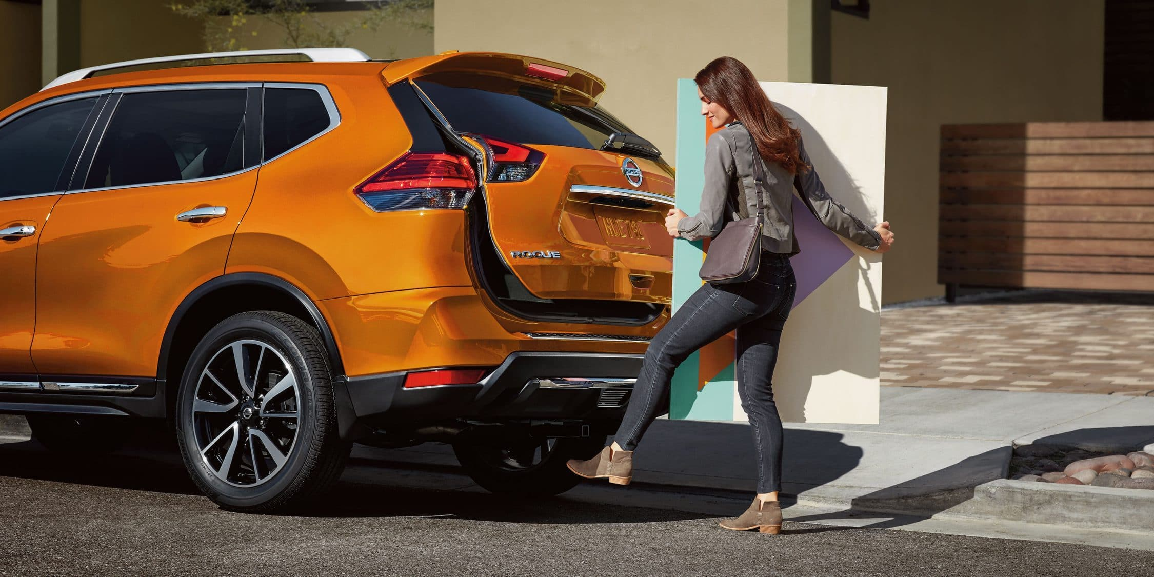 2018 Nissan Rogue Crossover SUVs In Orlando, FL Near Kissimmee