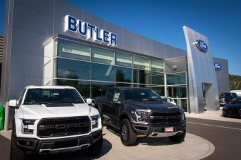 All new 2018 Ford Raptor in Ashland Oregon