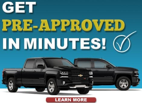 Plattners Arcadia Chevrolet Buick Get Pre-Approved