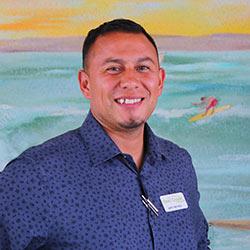 Arthur Reyes, SR. Bio Image