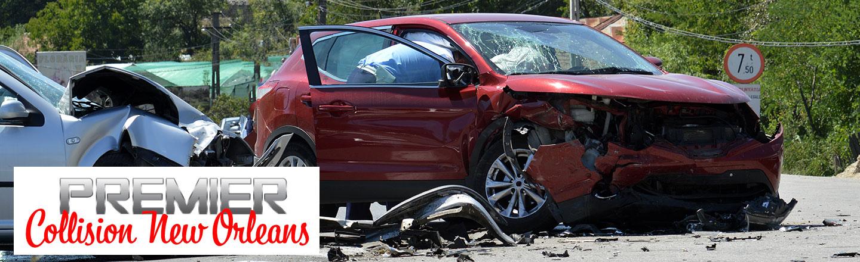 Major Collision Repairs in New Orleans, LA & Kansas City, KS