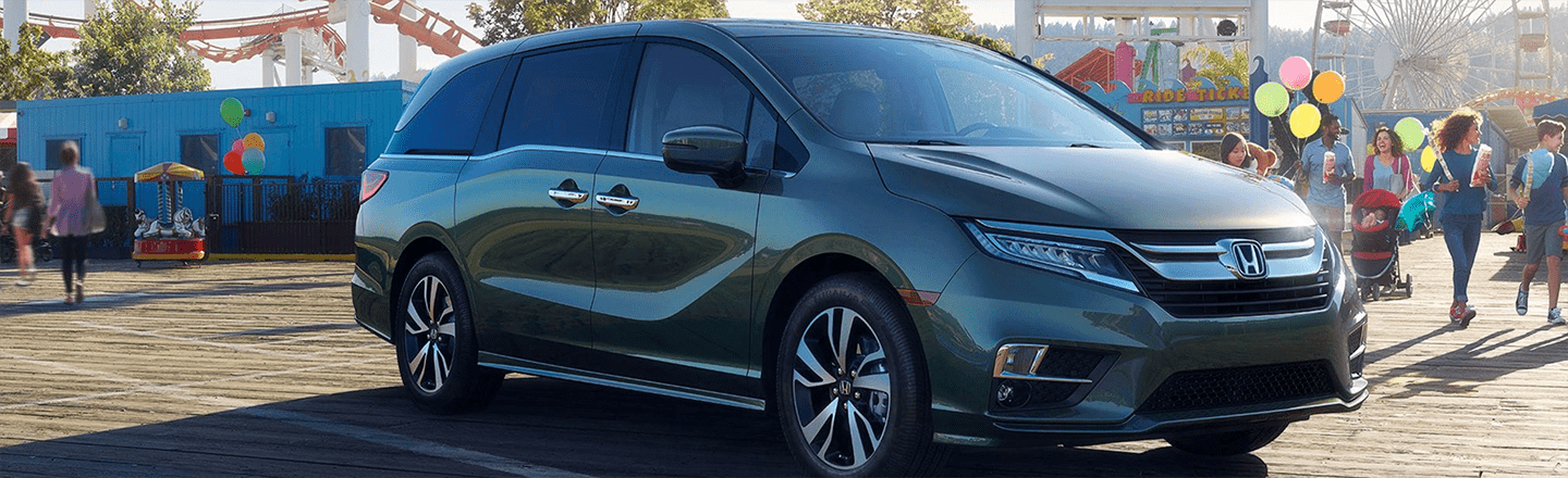 2018 Honda Odyssey Minivans For Sale In Westerville, OH Near Columbus