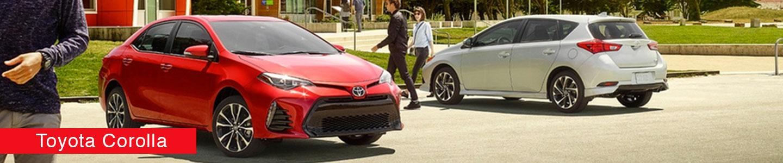 2018 Toyota Corolla at Lithia Toyota of Abilene